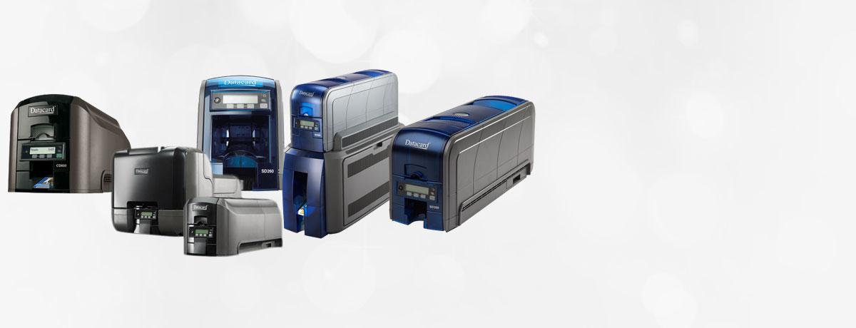 impresora de tarjetas datacard